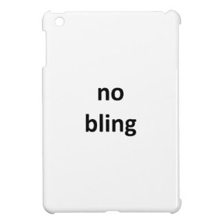 no bling jGibney The MUSEUM Zazzle Gifts png iPad Mini Covers