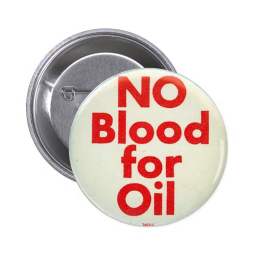No Blood - Button