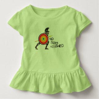 No Boys Allowed! Toddler T-Shirt
