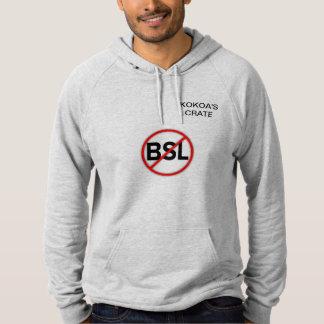 No BSL (hoodie) Hoodie