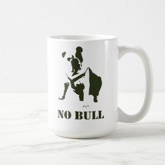 No Bull English Bulldog Coffee Mug