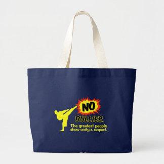 No Bullies bag