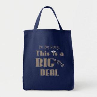 No But Really Tote Bag