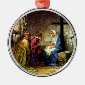 No Christmas Without The Cross Christmas Ornament