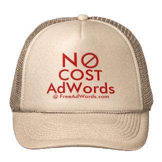 """NO COST"" Adwords - Ad Cap"