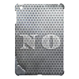 NO COVER FOR THE iPad MINI