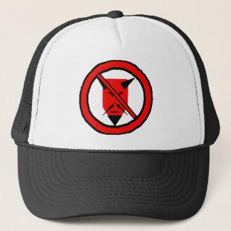 No Devil Trucker Hat
