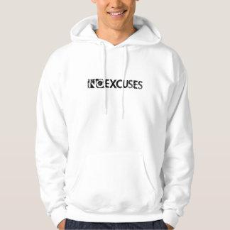 No Excuses D-Bells Hoodie