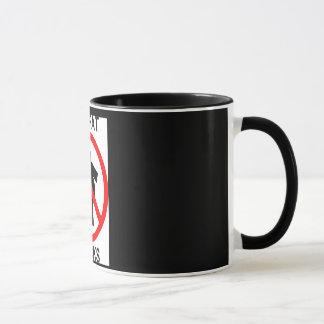 No fat chick mug