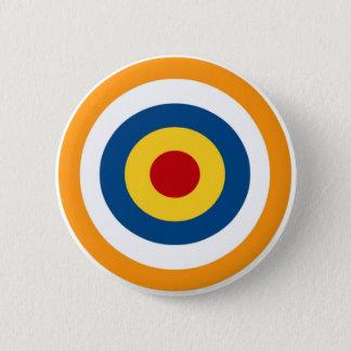 No Fear 6 Cm Round Badge