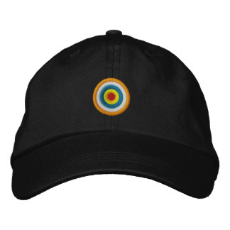 No Fear Embroidered Hat