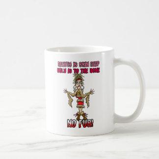 NO FUR MUG CUP