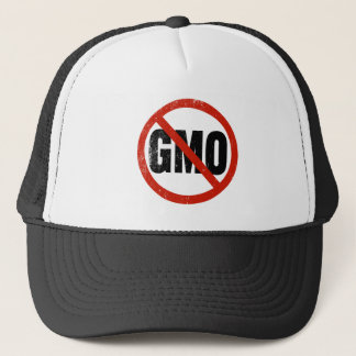 NO GMOs Anti-GMO Trucker Hat