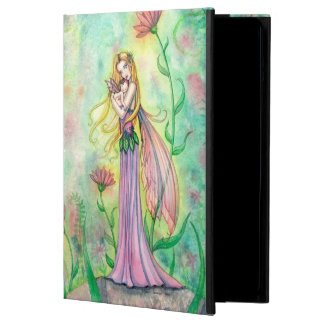 No Greater Gift Fairy and Baby Fantasy Art Cover For iPad Air