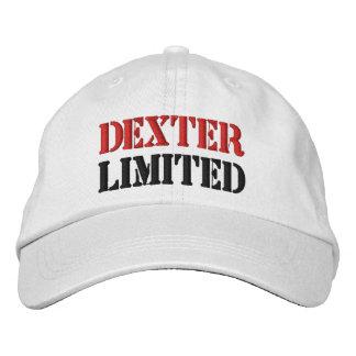 NO-KILL UNITED : HAT-DL-LPSTKBLK EMBROIDERED HAT