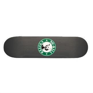 NO-KILL UNITED : LOGOSKT3065-V SKATE BOARD