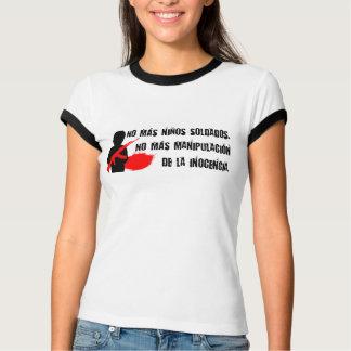 No mas ninos soldados T-Shirt