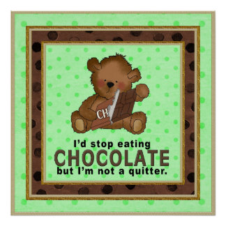 No Quitter Poster