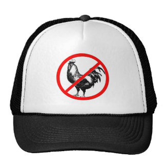 No Rooster?! Mesh Hat