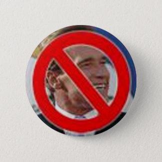 No Schwarzenegger! 6 Cm Round Badge