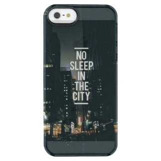 No Sleep In The City Case