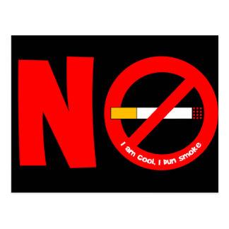 No Smoking Postcard