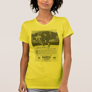 No SOX appeal without Paris Garters (Full Version) T-Shirt