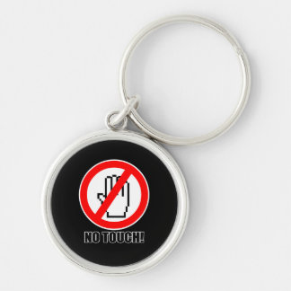 No Touch Keychain