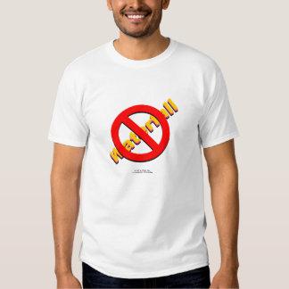 No Waterfall Tshirts