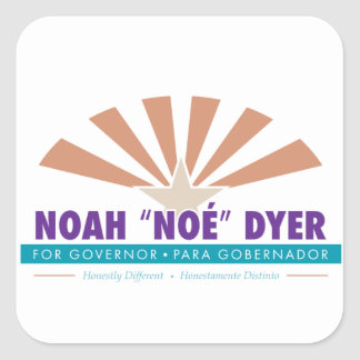 "Noah ""Noé"" Dyer Sticker"