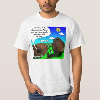 Noah's Answering Machine T-Shirt