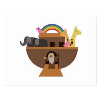 Noahs Ark Postcard