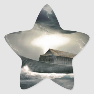 Noah's Ark Star Sticker