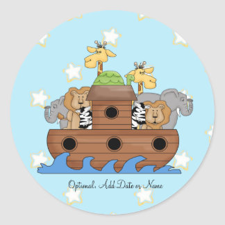 Noah's Ark Sticker