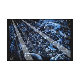 Noah's Lullaby Canvas Print