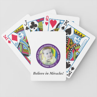 Noah's Miracle Playing Cards