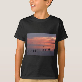 Nocturnal Paddle Boarder Departs T-Shirt