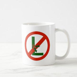 Noel No-L Fun Christmas Mug