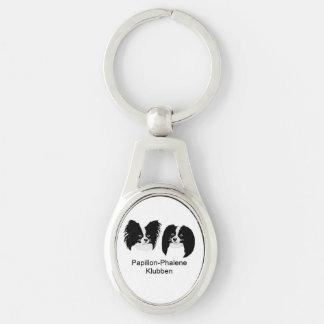 Nøglering med logo key ring