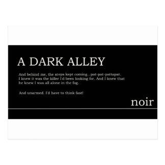 Noir Excerpt Postcard