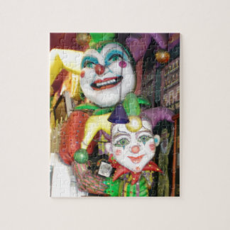 NOLA Mardi Gras Jigsaw Puzzle