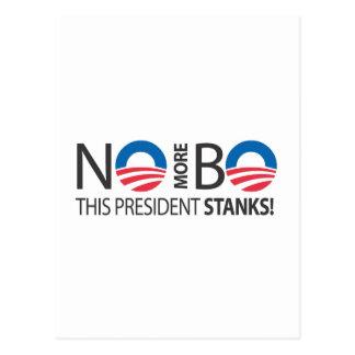 NoMoreBo_thispresidentStanks.ai Postcard