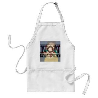 non-fem, woman standard apron