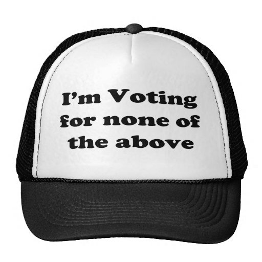 None of the above hats