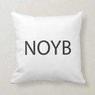 None Of Your Business.ai Cushions