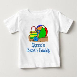 Nonno Beach Buddy Baby T-Shirt