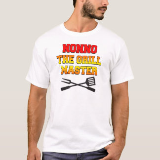 Nonno The Grill Master T-Shirt