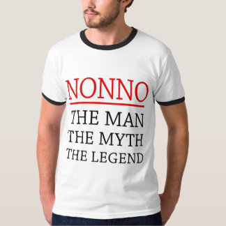 Nonno The Man The Myth The Legend T-Shirt