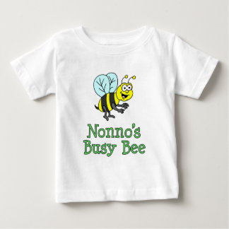 Nonno's Busy Bee Baby T-Shirt