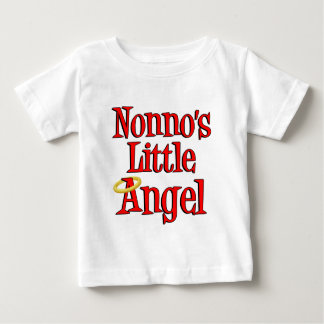 Nonno's Little Angel Baby T-Shirt